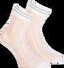 Weiße MARCMARCS Socken NET - small