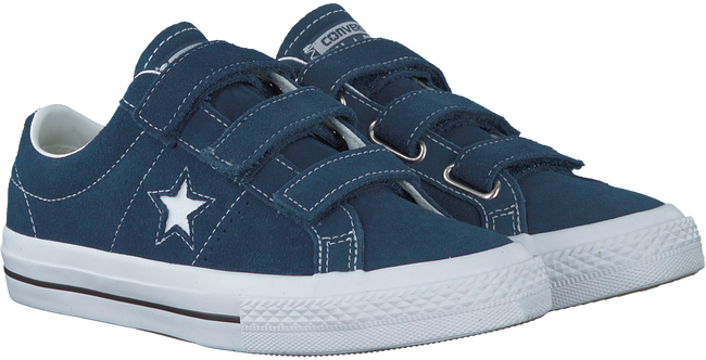 Blaue CONVERSE Sneaker ONE STAR 3V OX - large