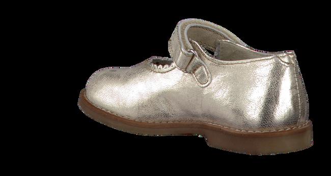 Goldfarbene CLIC! Ballerinas CX1102 - large