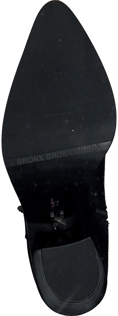 Schwarze BRONX Cowboystiefel NEW-AMERI  - large