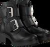 Schwarze PS POELMAN Biker Boots R14980 - small