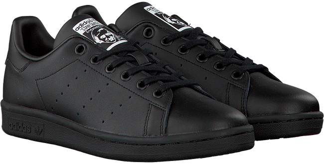 Schwarze ADIDAS Sneaker STAN SMITH J - large