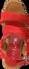 Rote UNISA Sandalen TERRAT  - small