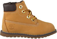 Camelfarbene TIMBERLAND Ankle Boots POKEY PINE 6IN BOOT - medium