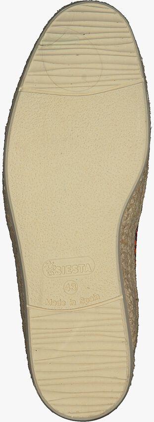 Braune LA SIESTA Espadrilles 51084  - larger