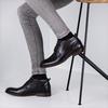 Graue MAZZELTOV Business Schuhe MBERTO617.05OMO1  - small