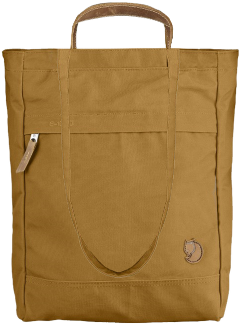 Gelbe FJALLRAVEN Rucksack TOTEPACK NO.1 SMALL - large