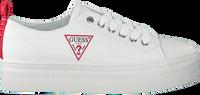 Weiße GUESS Sneaker low BRIGS  - medium