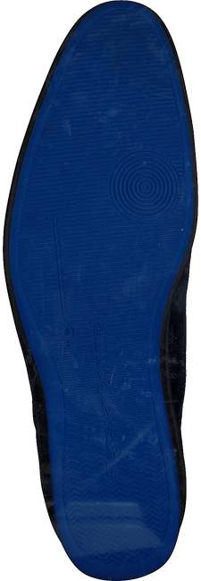 Blaue FLORIS VAN BOMMEL Schnürboots 20300  - large