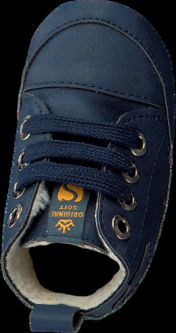 Blaue SHOESME Babyschuhe BS9A001  - large