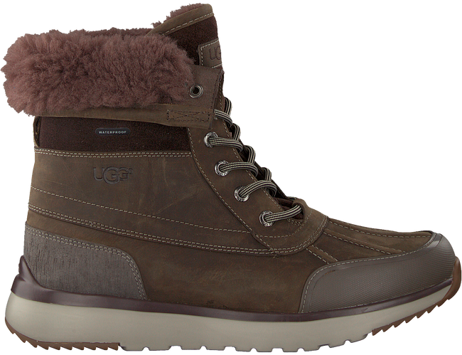 Braune UGG Ankle Boots ELIASSON - large