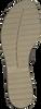 Goldfarbene GABOR Sandalen 582 - small