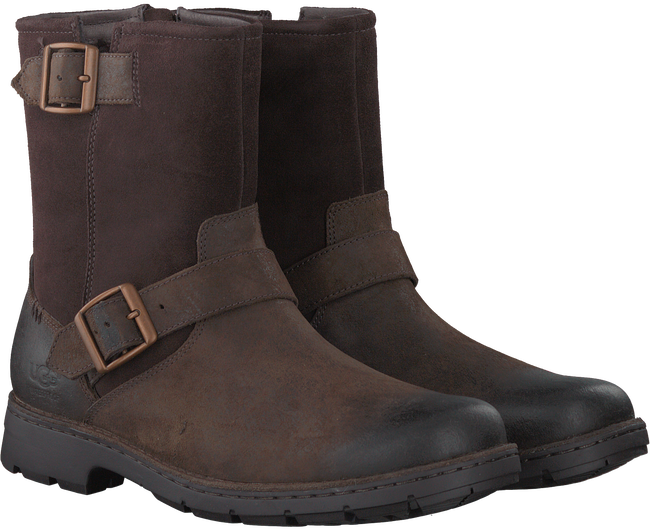Braune UGG Ankle Boots MESSNER - large