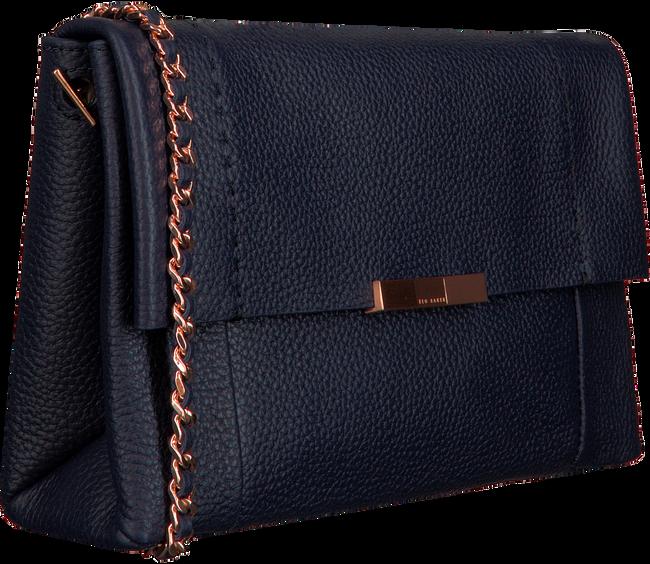 Blaue TED BAKER Umhängetasche CLARRIA  - large