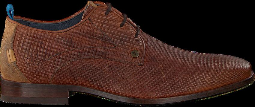 Cognacfarbene REHAB Business Schuhe GREG WALL 02 - larger