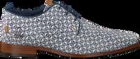 Blaue REHAB Business Schuhe 1912 205136 GREG BOOMERANG - medium