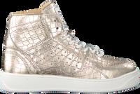 Goldfarbene TORAL Sneaker high TL-12406  - medium
