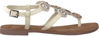 Weiße LAZAMANI Sandalen 75.607  - medium