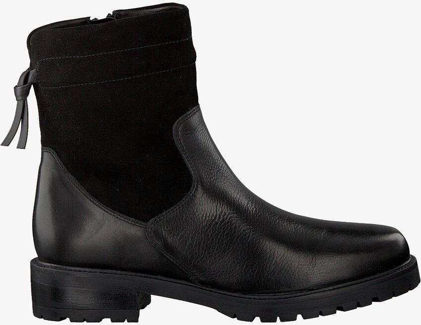 Schwarze OMODA Ankle Boots 44535  - larger
