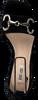 Schwarze BIBI LOU Sandalen 522Z30VK-20  - small