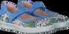 Blaue WILD Ballerinas 4517 - small