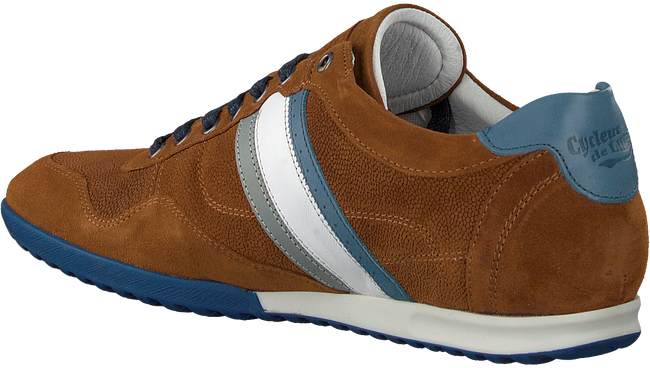 Cognacfarbene CYCLEUR DE LUXE Sneaker low CRASH  - large