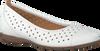 Weiße GABOR Ballerinas 169 - small