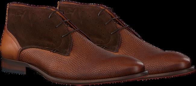Cognacfarbene VAN LIER Business Schuhe 1859105 - large