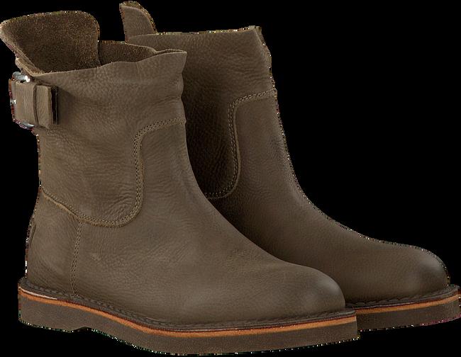 Grüne SHABBIES Ankle Boots 181020020 - large