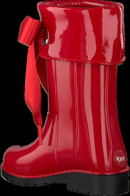 Rote IGOR Gummistiefel CAMPERA - large