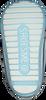Blaue SHOESME Babyschuhe BP9S004 - small