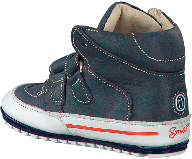 Blaue SHOESME Babyschuhe BP8S116 - large