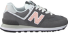 Graue NEW BALANCE Sneaker WL574  - small