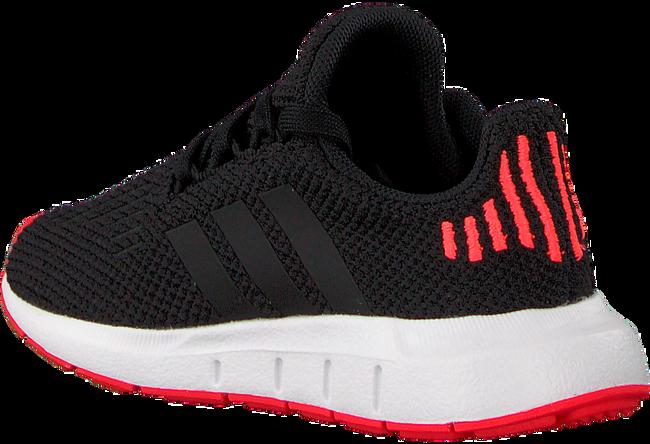 Schwarze ADIDAS Sneaker SWIFT RUN I - large