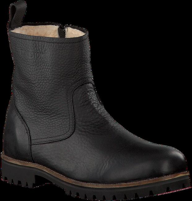 Schwarze BLACKSTONE Ankle Boots OM63 - large