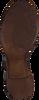 Cognacfarbene RED-RAG Sandalen 79322 DROM  - small