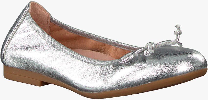Silberne UNISA Ballerinas CASIA - larger