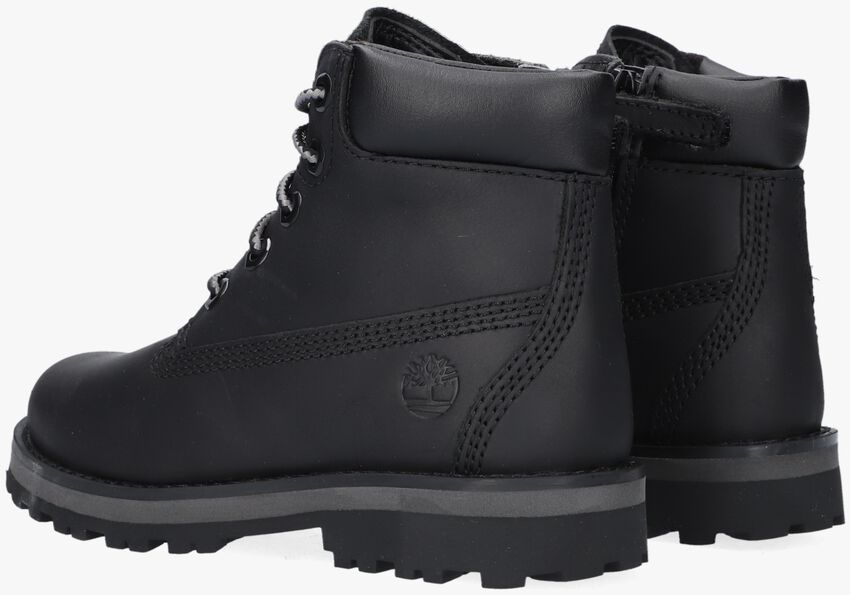 Schwarze TIMBERLAND Schnürboots COURMA KID TRADITIONAL 6 INCH  - larger