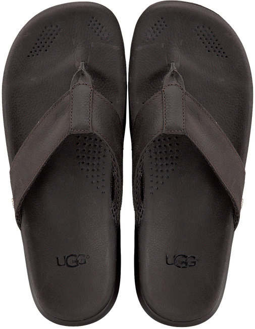 brown UGG shoe TENOCH LUXE  - large
