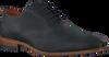Blaue VAN LIER Business Schuhe 1919110  - small
