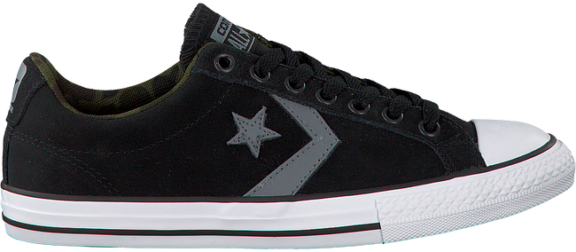 Schwarze CONVERSE Sneaker STAR PLAYER OX KIDS - large