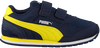 Blaue PUMA Sneaker low ST RUNNER V2 MESH J  - small