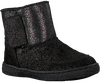Schwarze TON & TON Ankle Boots MK0915A9I  - small