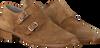 Cognacfarbene PERTINI Slipper 191W15216C  - small