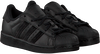 Schwarze ADIDAS Sneaker SUPERSTAR KIDS - small