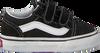 Schwarze VANS Sneaker TD OLD SKOOL V BLACK  - small
