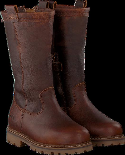 Cognacfarbene KOEL4KIDS Ankle Boots KO0680  - large