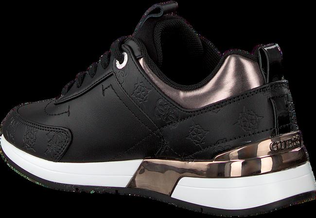 Schwarze GUESS Sneaker low MARLYN  - large