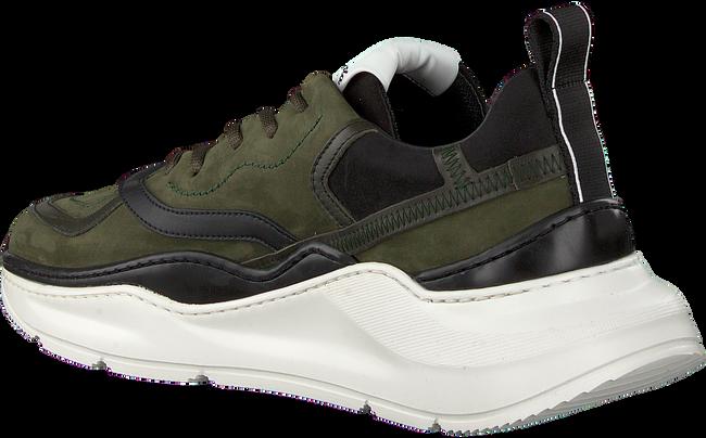 Grüne BARRACUDA Sneaker BU3242  - large