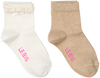 Weiße LE BIG Socken ROBERTA SOCK 2-PACK  - small
